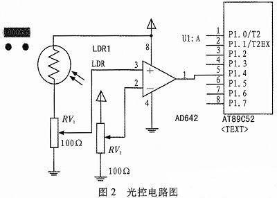 智能控制系列基于51系列单片机的智能照明节造体系设想方案