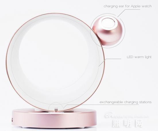能为全套苹果设备充电的台灯 你需要吗?
