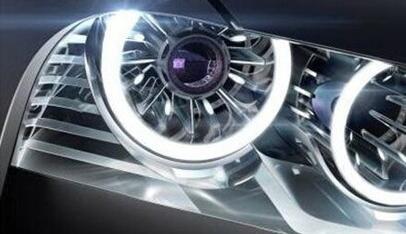 ▲ BMW I8 激光大灯
