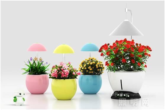 农业4.0时代 LED植物照明把花园带入室内