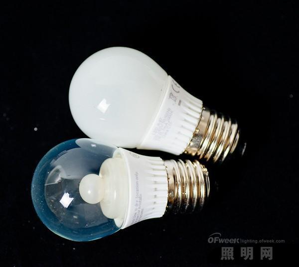 5款GE通用电气2W LED灯泡评测