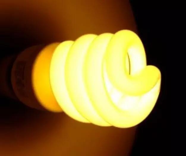 白炽灯/荧光灯/钠灯/金卤灯出现的影响