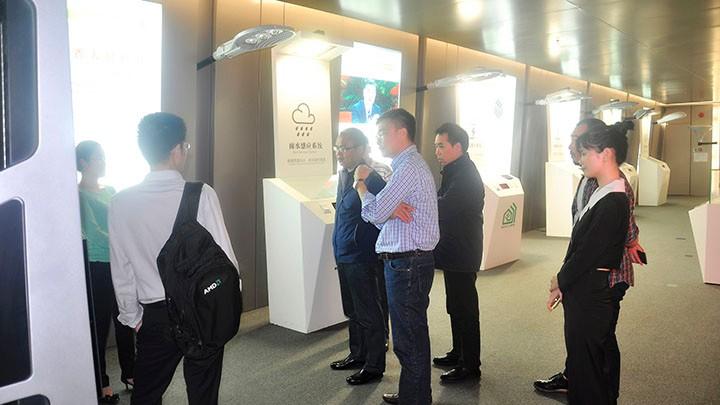 荣文&中兴双标杆合力 支撑中国智慧路灯走向世界