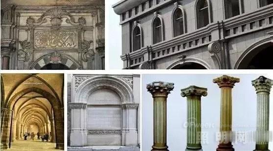 欧式建筑灯光设计的七种方式