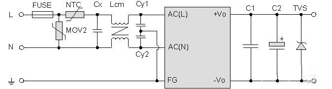 一种开关电源外围电路的设计方案