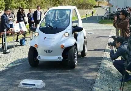无电池电动汽车