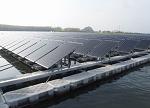 淮南建成大型水上漂浮式光伏电站(组图)