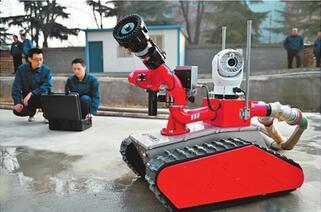 创新崛起 德州机器人产业驶上快车道