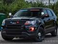 福特新警车采用LED隐藏式警灯条 能见度极大提高