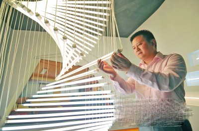 LED时代重新崛起 走近佛山照明的工匠精神