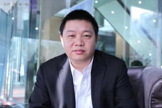 CATL销售&市场营销副总裁谭立斌