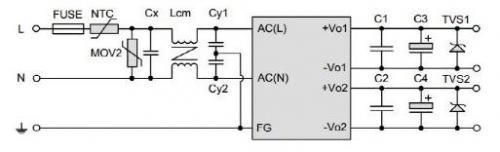 设计和选用电源模块应考虑那些性能参数