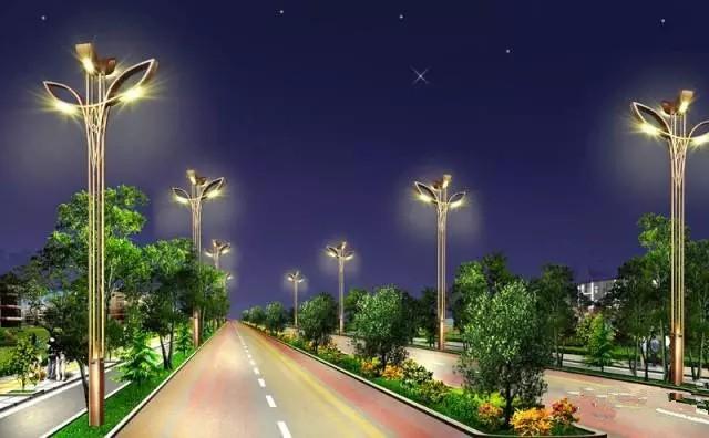 文化遇上智能 一场由路灯引发的化学反应