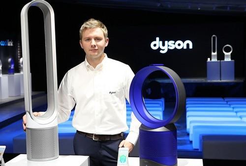 戴森发布智能净化风扇:为净化空气与家庭而生