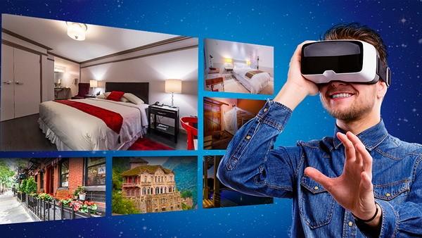 阿里旅行发布未来酒店2.0战略:VR选房+人脸识别入住