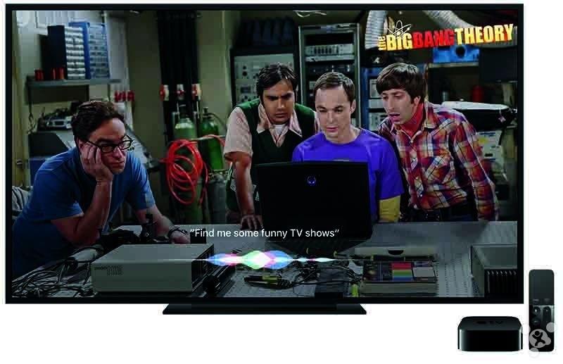 库克:App代表着电视的未来!