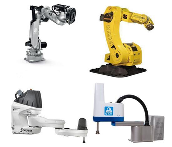 工业机器人展品