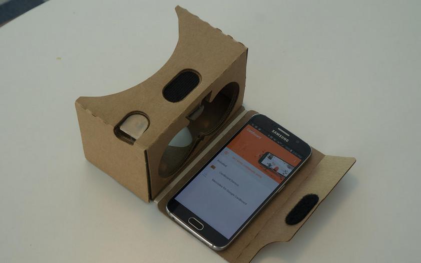 VR设备很贵?10块钱自己做个VR盒子