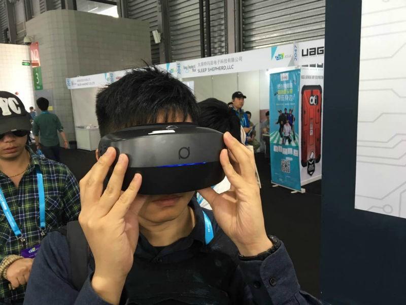 盘点亚洲消费电子展上体验不错的VR/AR设备