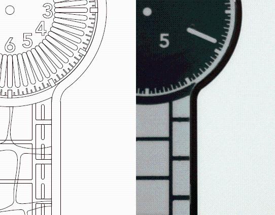 """把""""Kindle""""做成手表  索尼FES Watch电子墨水手表发布"""