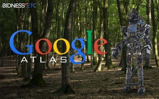 Google出售美国波士顿动力公司