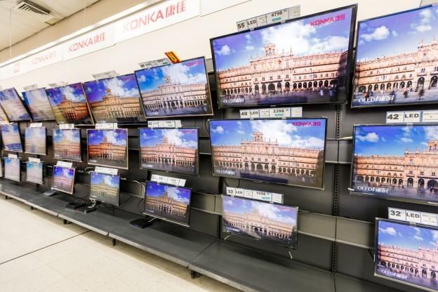 2016下半年电视面板采用GOA设计渗透率可逾50%