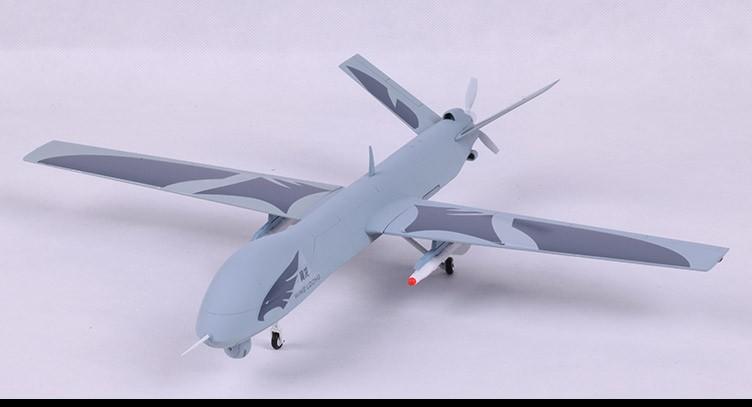 中国无人机翼龙