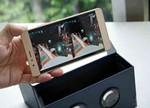 包装盒体验VR 不只有双摄是亮点:荣耀V8全方位评测