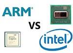 多方位对比ARM和x86 CPU两大架构现在发展如何?