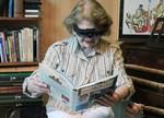 AR智能眼镜可帮用户恢复视力