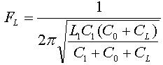 晶振与晶体的参数详细介绍
