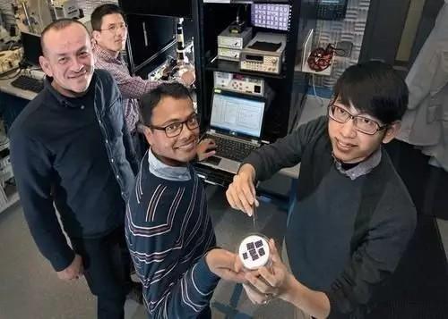 量子点技术可大幅提升太阳能电池效率