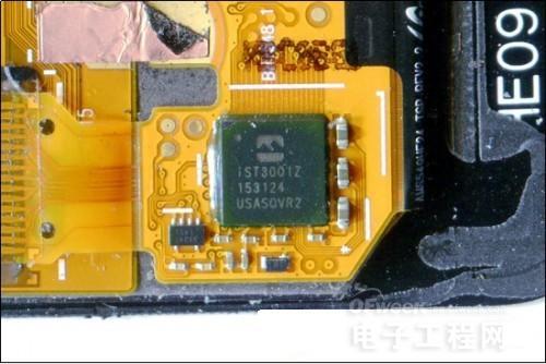 电子秤显示屏电路板的接线方法