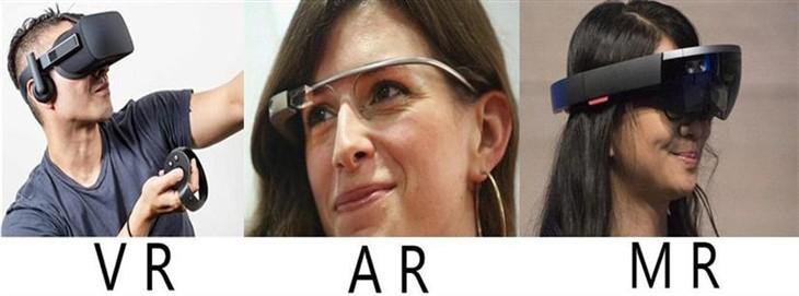 黑科技三大势力 VR/AR/MR谁才是未来?