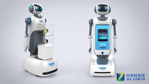 ofweek机器人网 服务机器人 正文     未来:家庭清洁进入智能机器人时
