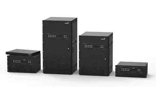小鸟科技推出业界首台全4K超高清拼接处理器