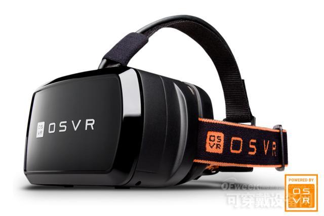 雷蛇2代OSVR开发者套件来了 Rift和Vive要小心