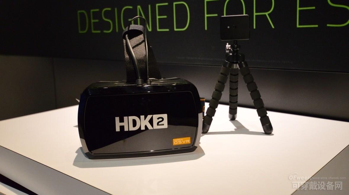 雷蛇OSVR HDK 2 VR眼镜体验评测:进步巨大