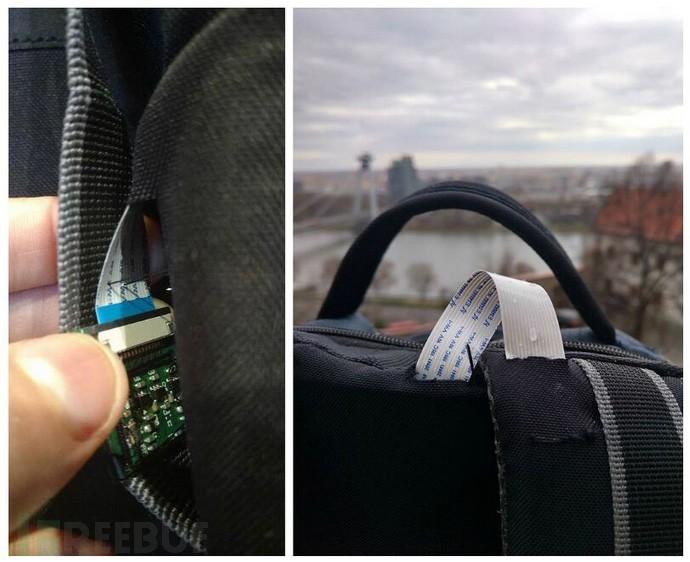 """""""隐秘拍摄""""实战:用树莓派制作一台可穿戴摄像机"""