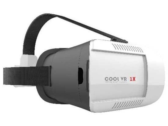酷派Cool VR 1x虚拟现实头盔登陆印度市场