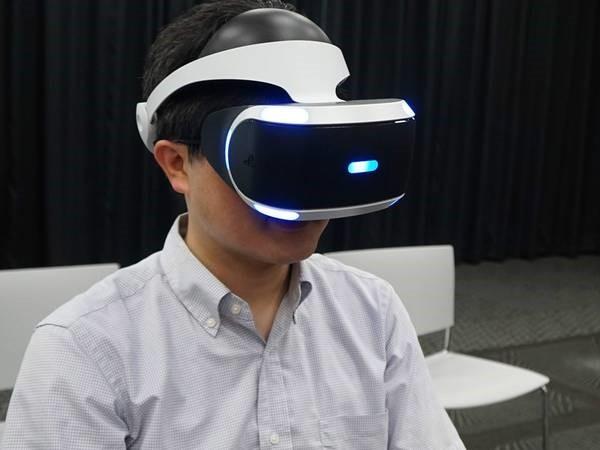 索尼PS VR中国发布时间确认 售价399美元
