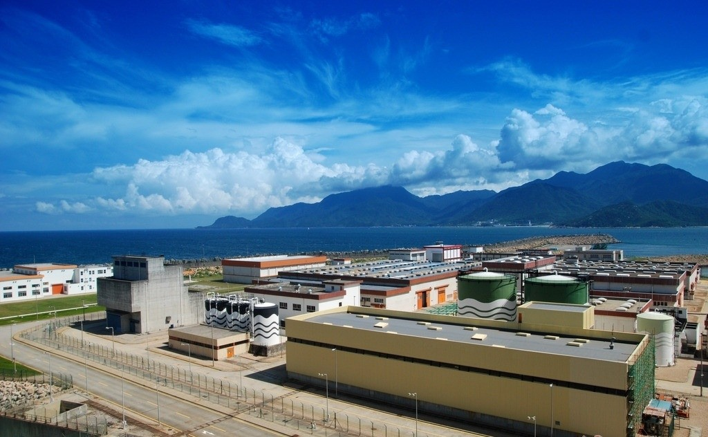 中国的抱负太大了:美记者探访大亚湾核电站