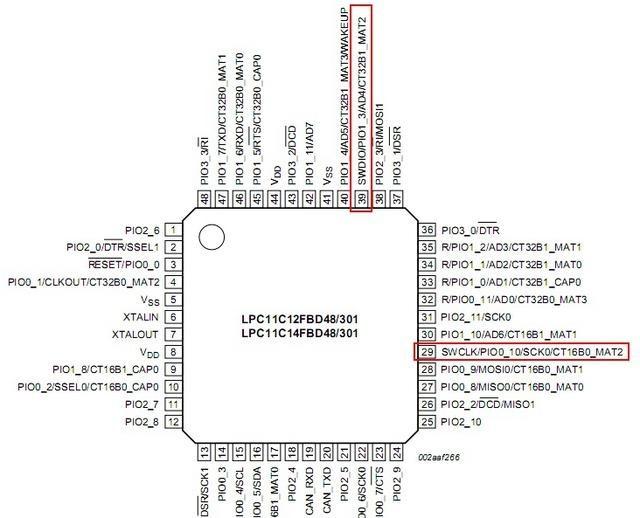 单片机IO口无法输出高低电平原因分析