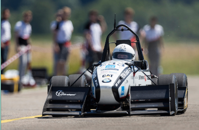 Grimsel电动赛车打破了百公里加速的世界纪录