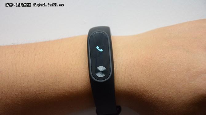 149元小米手环2评测:OLED屏+心率检测 体验如何?