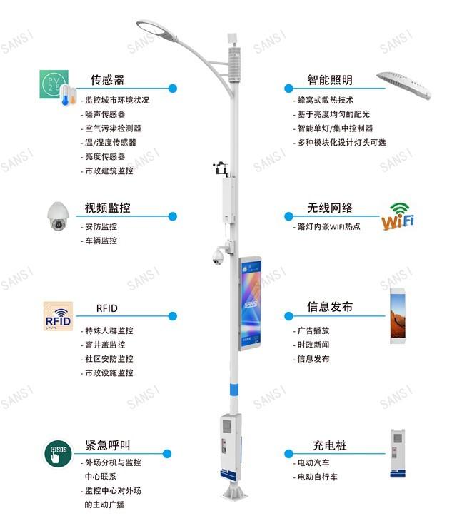 中国智慧路灯系统获美国能源部关注