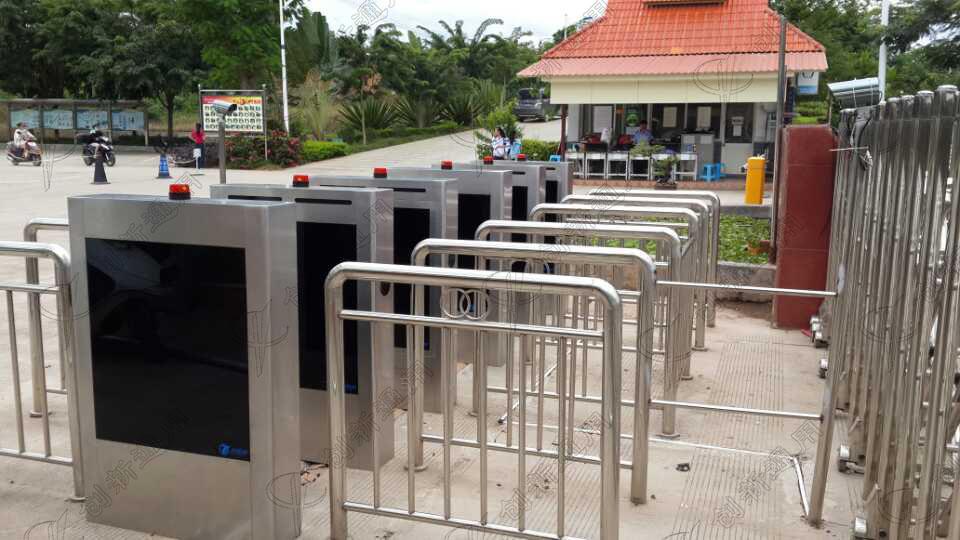 开放式门禁无障碍通道闸应用方案系统
