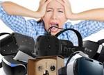 AMOLED显示屏解决VR延时问题 现在的市场状况如何?