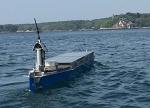 【图赏】正横跨大西洋太阳能无人船