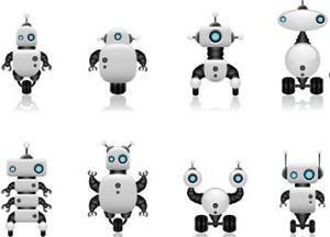 智能机器人制造中都带了哪些传感器?